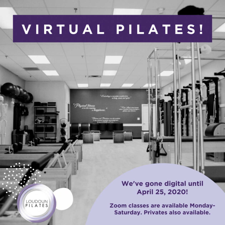 Virtual Pilates